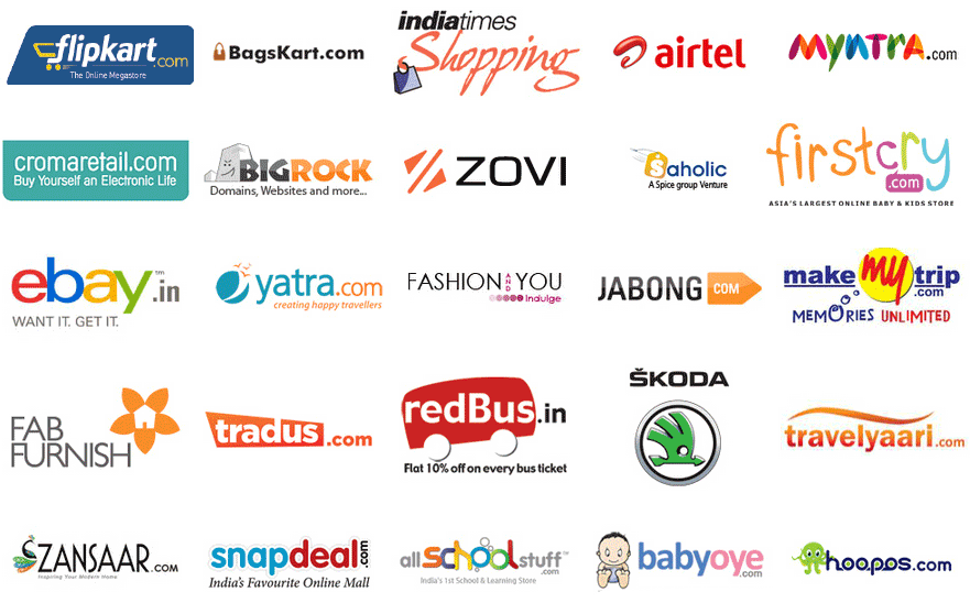 Coupon websites in India